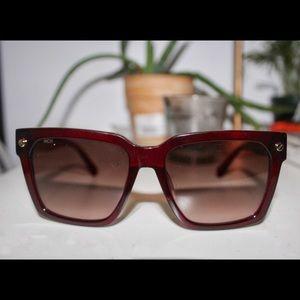 Authentic MCM monogram sunglasses